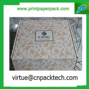 Luxury Embossing Recyclable Catering Paper Board Storage Box Fot Bottle Perfume pictures & photos