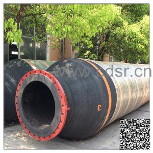 Floating Industrial Flange Rubber Dredging Hose/Rubber Pipe Factory