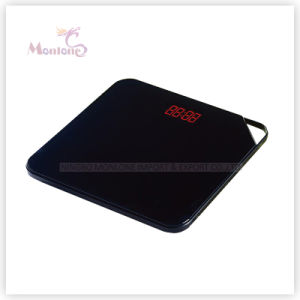 180kg ABS Glass Electronic Weight Scale (32*32*2.7cm) pictures & photos