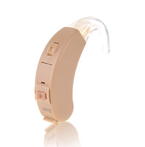 Home Care Analog Hearing Aid New Class-D Amplifier Powerful Output Bte pictures & photos
