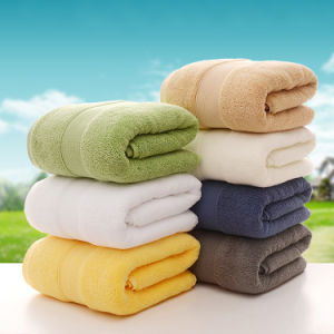 Pack of 4 Terry Hand Towel Set 50 X 100 Cm Quality 500 G/M2 (DPF2017102) pictures & photos