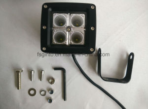 IP67 CREE 16W Cube LED Work Light for Jeep (GT1022-16W) pictures & photos