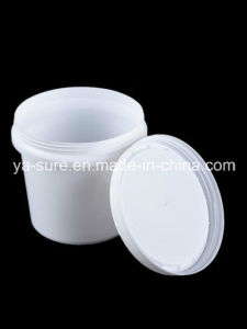 Small Round Plastic Bucket for Paint pictures & photos