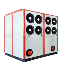 870ton Low Temperature Minus 35 Intergrated Chemical Industrial Evaporative Cooled Water Chiller pictures & photos