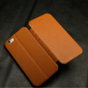 Fit Well Cell Phone Leather Case for iPhone 6/7 Plus pictures & photos