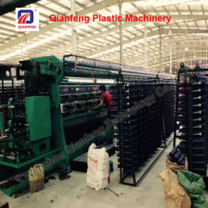 Plastic Shade Net Raschel Warp Knitting Machine Manufacture pictures & photos