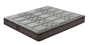 Pillow Top Pocket Spring Memory Foam Mattress pictures & photos