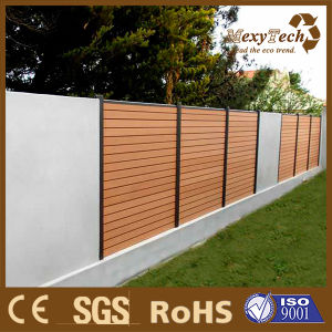 Garden Fence New Design WPC Wall Panels Small Fence Panel for Garden pictures & photos