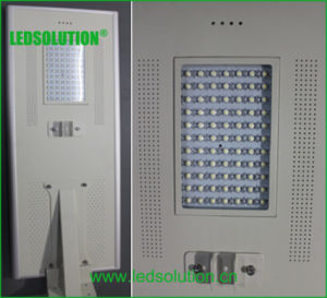 Solar Product 80W Body Sensor Integrated Solar LED Road Light pictures & photos