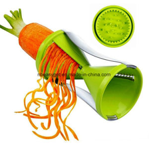 Spiral Slicer, Make Noodles From Soft Vegetables for Healthy Eating, Create Zucchini Noodles That Kids Love, Stocking Stuffer for Christmas, Spiralizer pictures & photos