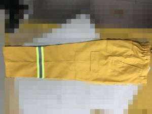 Safety Shirt and Pant with Yellow Reflective Tapes, Safety Suit Workwear pictures & photos