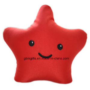 Star Mini Stuffed Plush Toy Emoticon Throw Pillow Cushion