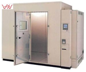 LED Touch Screen Walk in Humidity Temperature Control Testing Chamber pictures & photos