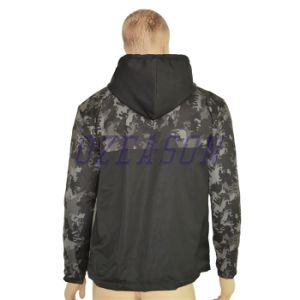 Latest Casual Sublimation Camouflage Hoody Sportswear Tracksuit for Men (TJ002) pictures & photos