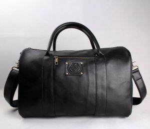 Wholesale Fashion Casual Custom PU Leather Travel Bag Weekend Bag