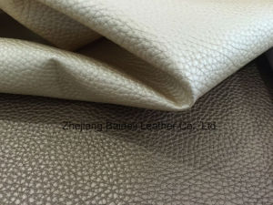 Classic PVC Synthetic Leather for Bag/Case/Suitcase Covered pictures & photos