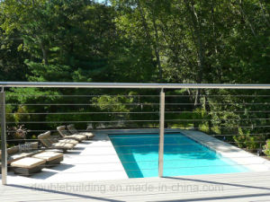 Stainless Steel Cable Railing for Balcony pictures & photos
