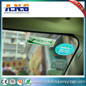 Intelligent Park Alien H3 RFID Windshield UHF Tag pictures & photos