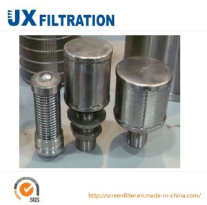 Trapezoid Wire Nozzle Screen Filter pictures & photos