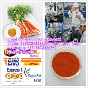 Food/Pharm Grade 7235-40-7 Carrot Extract Beta Carotene for Health Care pictures & photos