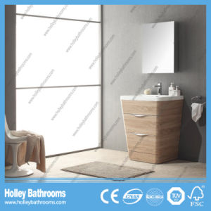 Special Modern Bathroom Furniture with 2 Drawers and Mirror Cabinet (BF366D) pictures & photos
