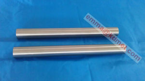 High Quality Polished /Ground Finish Pure Tungsten Rod/Tungsten Heavy Alloy Rod pictures & photos