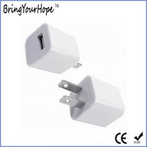 Single USB USA Plug Wall USB Charger (XH-UC-011) pictures & photos