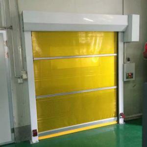Industrial PVC High Speed Roll up Door pictures & photos