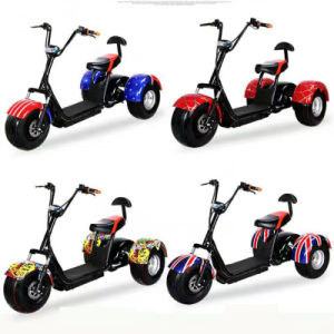 Citycoco Harley Scooter with Bluetooth pictures & photos
