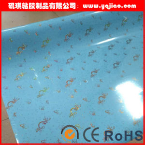 High Glossy Laminate Plastic PVC Sheet Rolls for Kitchen Cabinets and Furntures pictures & photos