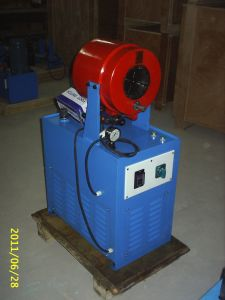High Quality Portable Hydraulic Hose Crimping Machine pictures & photos