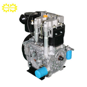 Twd292f Naturally Aspirated Dual 2 Cylinder Diesel Engine for Water Pump Genset Generator with 15kw/16kw 3000/3600rpm pictures & photos