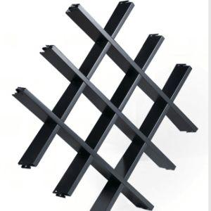 Aluminum False Grid Open Ceiling for Interior Decorative pictures & photos