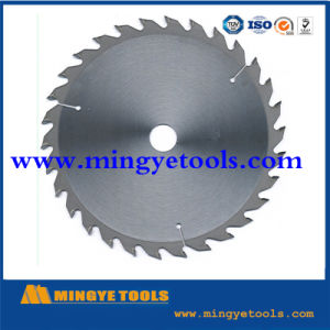 Tungsten Carbide Tipped Saw Blade Circular Saw Blade for Woodcutting pictures & photos