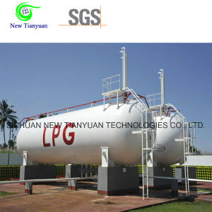 Liquefied Petroleum Gas Cryogenic Storage Tank pictures & photos