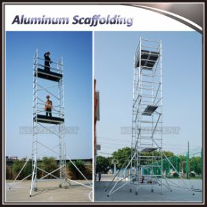 Aluminum Mobile Scaffolding with TUV Certificate pictures & photos