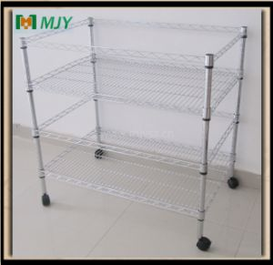 Wire Shelving Mjy-Wsc08 pictures & photos