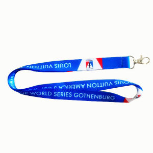 Eco-Friendly Dye Sublimation Custom Polyester Lanyard for Promotion pictures & photos