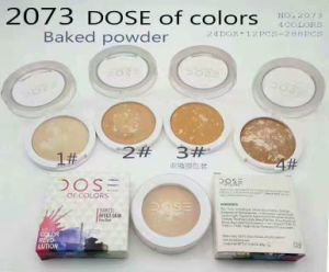 Dose of Colors Baked Powder Makeup Foundation Powder Baked Pfect Skin Color Revo Lution Cosmetic Powder pictures & photos