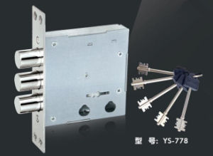 Zinc Alloy Material Door Lockbody (YS-778) pictures & photos