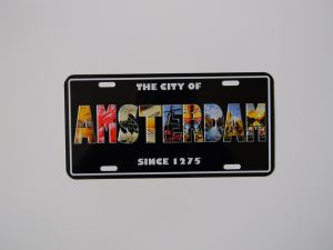 USA Style Aluminum License Plate 15*30cm pictures & photos
