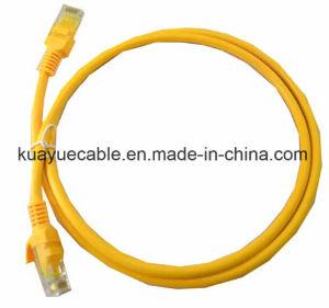 RJ45 Utpcat5e/Computer Cable/ Data Cable/ Communication Cable/ Connector/ Audio Cable pictures & photos