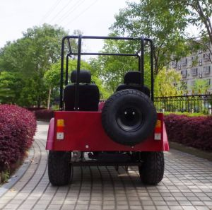 China Manufacturer Cheap 200cc Jeep Willys with Ce pictures & photos