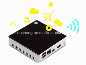 China Mini PC Box 2GB Memory 32g SSD Upport Windows 10/Android pictures & photos