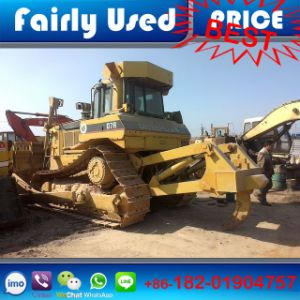 Good Condition Second Hand Cat D7r Bulldozer with Ripper