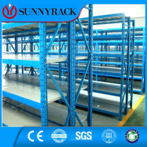 Storage Rack Long Span Shelf with CE Approved pictures & photos