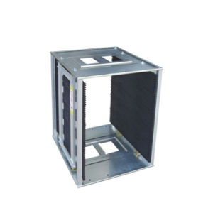 High Temperture 180 Degress Metal ESD PCB SMT Magazine Rack pictures & photos