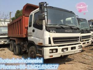 Japan Used Isuzu Dump Truck for Sale! Concrete Mixer Isuzu pictures & photos