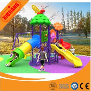 Best Quality Children Outdoor Playground with Slide and Swing pictures & photos