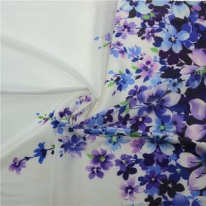 Custom High Quanlity Digital Print Woven Fabric (TLD-0107) pictures & photos